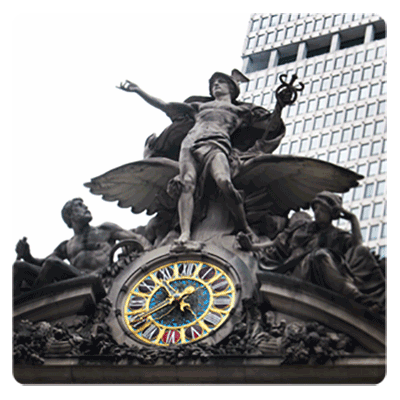 Mercury at Grand Central Terminal