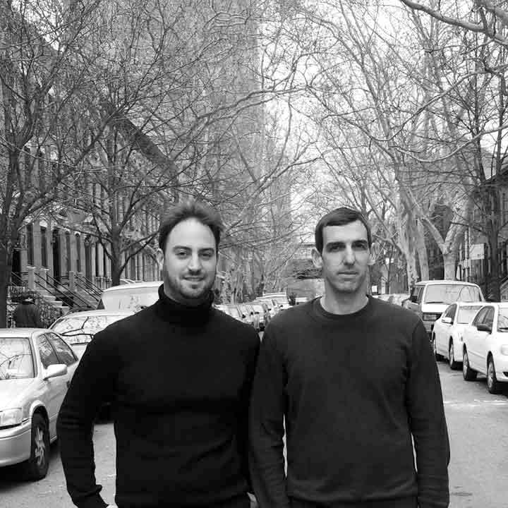 Andrew Silverstein and Dan Shaki